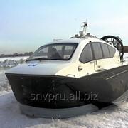 Судно на воздушной подушке Ямал-730 фото