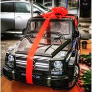 Детский электромобиль MERCEDES G63 AMG фото