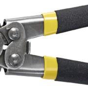 Кусачки боковые шарнирные Topex 180 мм фото