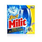 Моющие средства для посудомоечных машин Milit фото