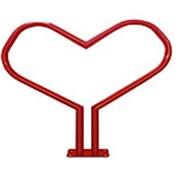 Велопарковка «Сердце» фото