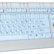 Проводная мультимедийная клавиатура Defender Galaxy 4710 фото