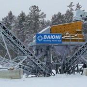 Дробильно-сортировочное оборудование BAIONI фото