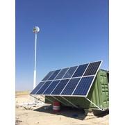 Ветро-солнечные (гибридные) системы фото