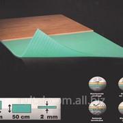 Подложка под ламинат Экструдированная 2мм (1 м х 0,5 м) фото