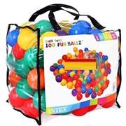 49600 INTEX Мячики для сухого бассейна 8см 100шт фото