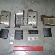 Муфта гибкая ЮМЗ 45-22080-10-02 (пр-во ЮМЗ) набор прижимы+элементы 12шт. фото