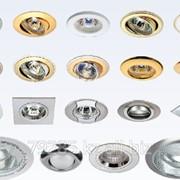Монтаж потолочных светильников фото