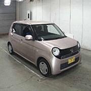 Хэтчбек HONDA N ONE кузов JG1 модификация G Smart Key гв 2012 пробег 94 т.км розовый фото