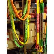 Текстильные стропы фото