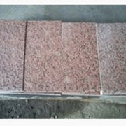 Плитка термо-обробработанная 20х10х4см фото