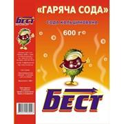 """Сода кальцинированная """"Best Гарячая сода"""", пачка 600г фото"""