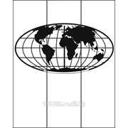 Услуга пескоструйной обработки на 3 стекла артикул 203-3 фото