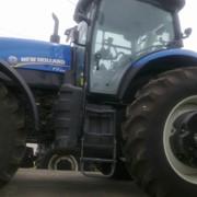 Тракторы New Holland 7 серия фото