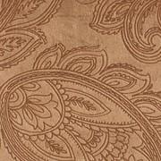 Ткань мебельная Флок Paisley Salmon фото