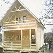 Дом 5 х 8 (Проект КД-1) фото