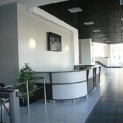 Реклама в бизнес-центрах г. Минска фото