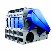 Мощные дробилки ZERMA (Зерма) GSH350, GSH500, GSH600, GSH700, GSH800, GSH1100 для толстостенных изделий фото