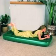 Кровать надувная фото