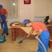 Генеральная уборка офиса фото