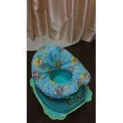 Подушка - сидушка для детского горшка фото