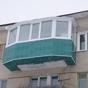 Узаконить  расширение  балкона фото