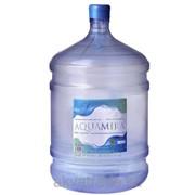 Питьевая вода Aquamira, 19л фото