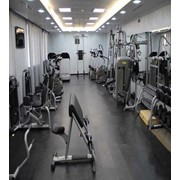 Фитнес зал фото