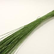 Проволока 26X12 (30см) (20шт.) - зеленая фото