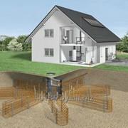 Тепловые насосы для отопления домов фото