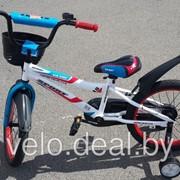 Велосипед детский Sport S18 фото