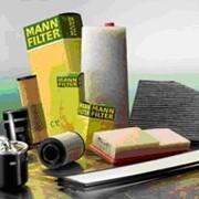 Фильтры MANN-HUMMEL для строительной техники фото
