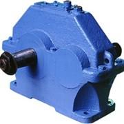 Редуктор цилиндрический одноступенчатый 1ЦУ-250 фото