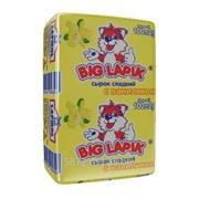 """Творожки Big Lapik с ванилином 7, Big Lapik со сливой 7 Big Lapik с абрикосом 7% Big Lapik """"Bravo"""" 26% фото"""