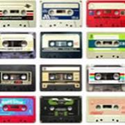 Аудиокассеты и аудиокниги фото
