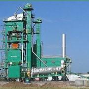 Асфальтосмесительная установка КДМ201 (Производительность 110 т/ч) фото