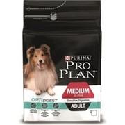 Pro Plan 14кг Medium Adult Sensitive Digestion Сухой корм для собак средних пород с чув&пищ Ягненок фото