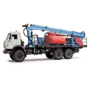 Агрегат для добычи нефти АСС (шасси КАМАЗ-43118 6х6) фото
