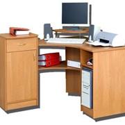 Стол компьютерный Омега фото