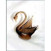 Изделие декоративное «Лебедь» фото