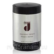 Кофе Danesi Doppio (металлическая банка, 2 кг) фото