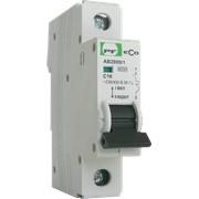 Автоматический выключатель ECO АВ2000 1Р C 1A 6кА фото