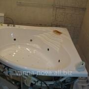 Установка сифонов ванны (с нашим сифоном) фото