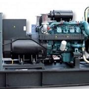 Дизельная электростанция AD-490 фото