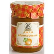 Джем абрикосовый 0,25л/300г фото