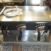 Профессиональная кофемашина Rancillio automat (эспрессо машина) имеет 2 группы. Готовит все виды эспрессо, и других напитков. Производство Италия. фото