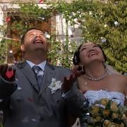 Свадебная видеосъемка - эксклюзивный полнометражный видеофильм с творческим монтажом фото