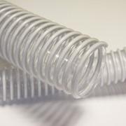 Шланг для отсоса воздуха, дыма, газов, пыли, опилок, стружек (LIGNUM) фото