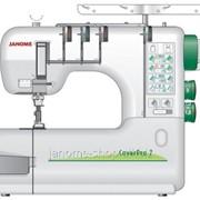Распошивальная машина Janome Cover Pro 7 фото