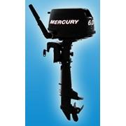 Лодочный мотор Mercury F 6 M фото